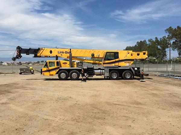 crane 600